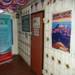 Mary American Corner Entrance