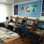 Free public internet at Mary American Corner
