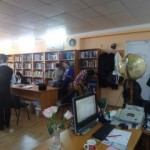 Turkmenabat American Corner Visitors