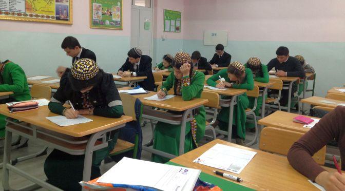 FLEX Ashgabat results